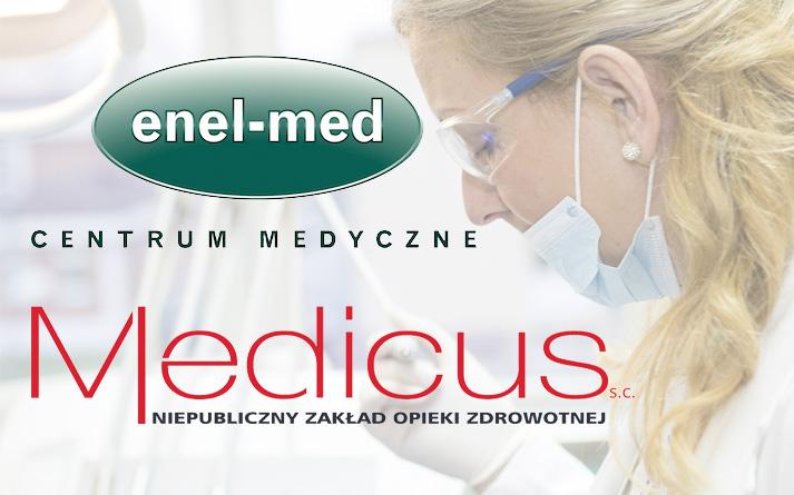 Współpraca z Centrum Medycznym ENEL-MED S.A.